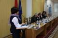 Кыргыз Республикасынын Мамлекеттик кадр кызматы 2019-жылдын санариптештирүү багытында аткарылган иш-чараларды жыйынтыктоо максатында статс-катчылар жана аппарат жетекчилер менен жыйын өткөрдү