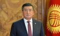 Кыргыз Республикасынын Президенти Сооронбай Жээнбеков мамлекеттик жана муниципалдык кызматкерлерди кесиптик майрамы менен куттуктады