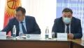 Мамлекеттик кадр кызматынын директору А.Маматалиев статс-катчылар менен жолугушуу өткөрдү