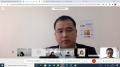 КР Мамлекеттик кадр кызматынын жана Корея Республикасынын персоналды башкаруу Министрлигинин эл аралык кызматташтык бөлүмдөрүнүн кызматкерлеринин онлайн форматындагы жолугушуусу болуп өттү