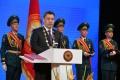 Жапаров Садыр Нургожоевич Кыргыз Республикасынын Президенти кызмат ордуна расмий түрдө киришти