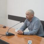 Состоялось собеседование членов конкурсной комиссии с кандидатами на зачисление в Национальный резерв кадров