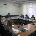 Состоялось очередное собеседование с кандидатами для зачисления в Национальный резерв кадров