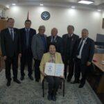 В ГКС наградили ветеранов государственной службы и муниципальной службы Кыргызской Республики