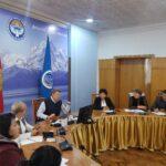 Государственная кадровая служба КР провела круглый стол на тему: «Обсуждение/выбор компетентностей государственных и муниципальных служащих в Кыргызской Республике»